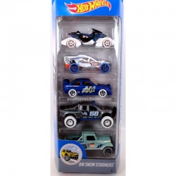 Hot Wheels HW Snow Stormers 5 Pack