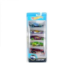 Hot Wheels X-Raycers 5 Pack