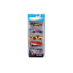 Hot Wheels Fan Stands 5 Pack