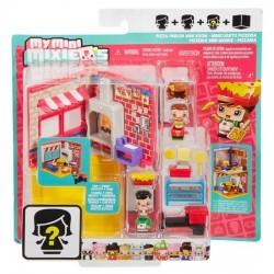 My Mini MixieQ's Pizza Parlor Mini Room