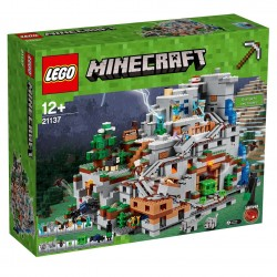 LEGO Minecraft 21137 The Mountain Cave