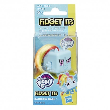 My Little Pony Fidget Its Rainbow Dash Cube