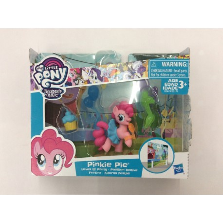 My Little Pony Friendship is Magic Pinkie Pie Story Set