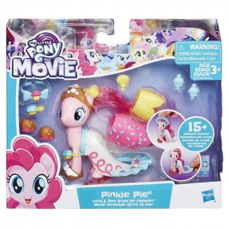 My Little Pony: The Movie Pinkie Pie Land & Sea Fashion Style