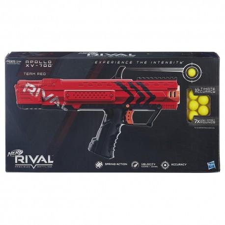 Nerf Rival Apollo XV-700 Blaster (Red)