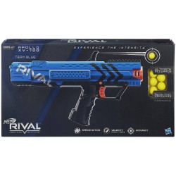 Nerf Rival Apollo XV-700 Blaster (Blue)