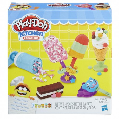 Play Doh Kitchen Creations Frozen Treats