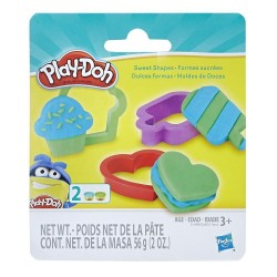 Play Doh Sweet Shapes Value Set