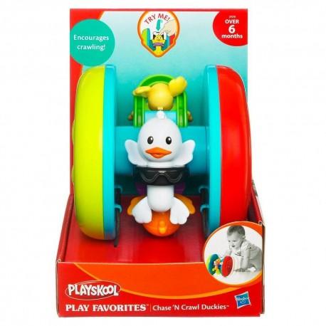Playskool Play Favorites Chase 'N Crawl Duckies