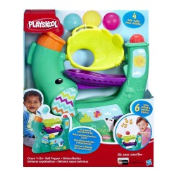 Playskool Chase 'N Go Ball Popper (Teal)