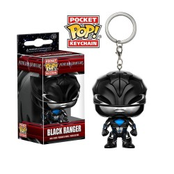 Funko Pocket Pop! Keychain: Power Rangers - Black Ranger