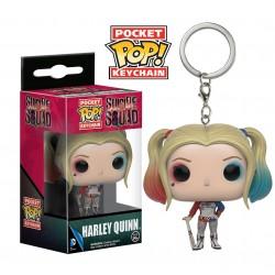 Funko Pocket Pop! Keychain: Suicide Squad - Harley Quinn
