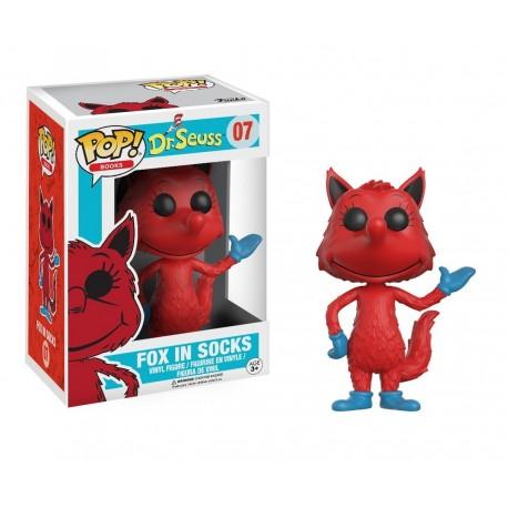 Funko Pop! Books 07: Dr.Seuss - Fox in Socks