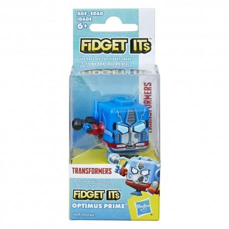 Transformers Fidget Its Optimus Prime Cube