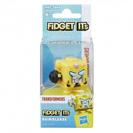 Transformers Fidget Its Bumblebee Cube