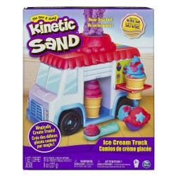 Kinetic Sand Ice Cream Truck 8oz (227g)