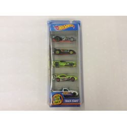 Hot Wheels Track Stars 5 Pack