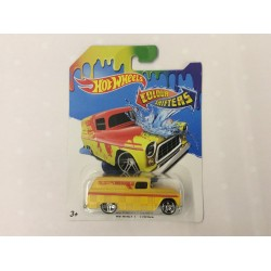 Hot Wheels Color Shifters 55 Chevy Panel