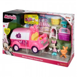 Fisher-Price Disney Minnie Mouse Minnie's Happy Helpers Van