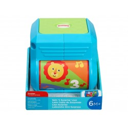Fisher-Price Spin 'n Surprise Lion (6+ Months)
