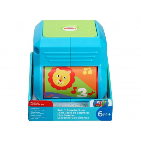 Fisher Price Spin 'n Surprise Lion (6+ Months)