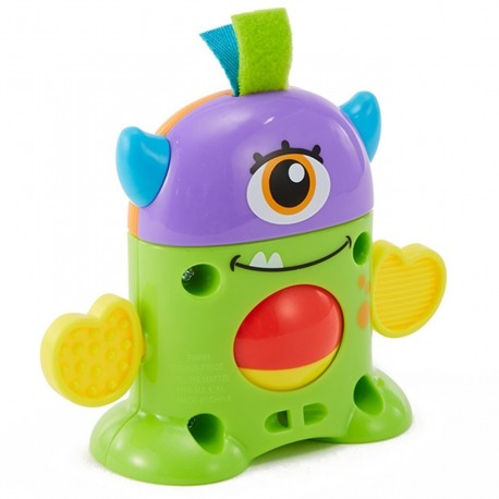 Fisher Price Tote-Along Monster - Harvey (6+ Months)