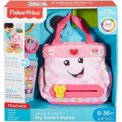 Fisher-Price Laugh & Learn My Smart Purse (6+ Months)