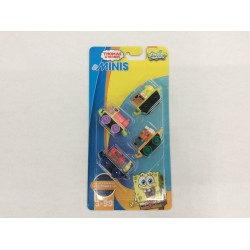 Thomas & Friends MINIS SpongeBob 4-pack (3+ Years)