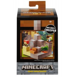 Minecraft Doom Drawbridge Mini Figure Environment Set