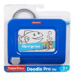 Fisher-Price Doodle Pro Clip-Blue (3+ Years)