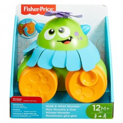 Fisher-Price Walk & Whirl Monster (12+ Month)