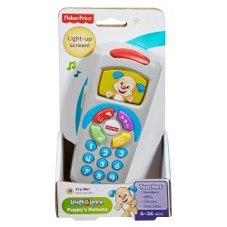 Fisher-Price Laugh & Learn Puppy's Remote (6-36 Month)