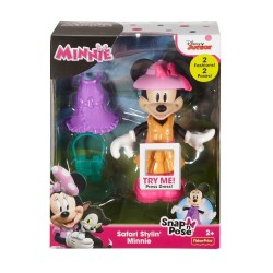 Fisher Price Disney Minnie Mouse - Safari Stylin' Minnie (2+ Years)