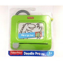 Fisher-Price Doodle Pro Clip-Green (3+ Years)