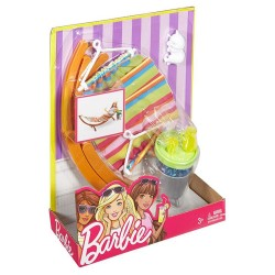 Barbie Summer Day Playset