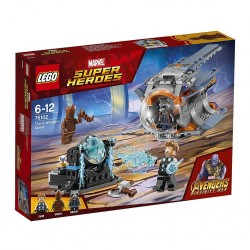 LEGO Marvel Super Heroes 76102 Thor's Weapon Quest