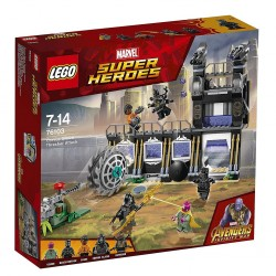 LEGO Marvel Super Heroes 76103 Corvus Glaive Thresher Attack
