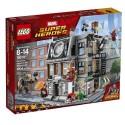 Lego Marvel Super Heroes 76108 Sanctum Sanctorum Showdown