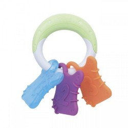 Tommee Tippee Green Trio Teether