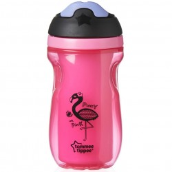 Tommee Tippee Insulated Sippee Cup 266ml - Pink