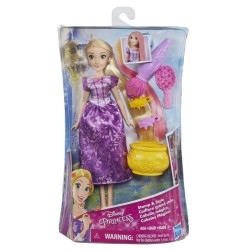 Disney Princess Rapunzel Stamp and Style