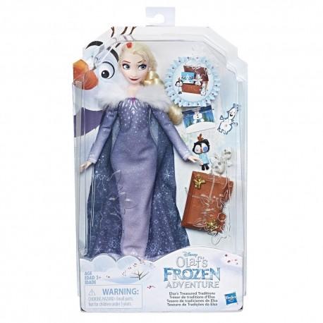 Disney Frozen Elsa's Treasured Traditions