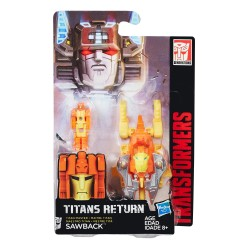 Transformers Generations Titans Return Titan Master Sawback