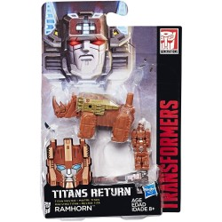 Transformers Generations Titans Return Titan Master Ramhorn
