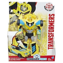 Transformers Robots in Disguise Combiner Force 3-Step Changer Power Surge Bumblebee