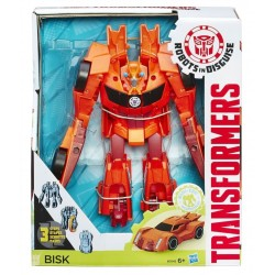 Transformers Robots in Disguise 3-Step Changer Bisk