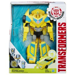 Transformers Robots in Disguise 3-Step Changer Bumblebee