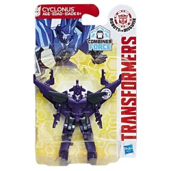 Transformers Robots in Disguise Combiner Force Legion Class Cyclonus