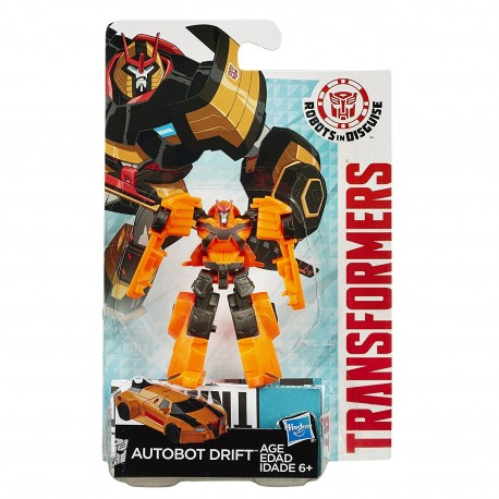 Transformers Robots in Disguise Combiner Force Legion Class Autobot Drift