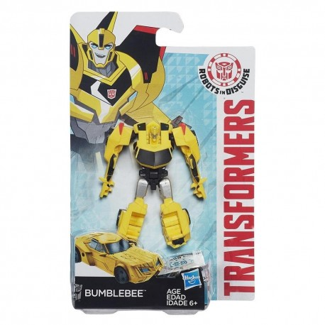 Transformers Robots in Disguise Combiner Force Legion Class Bumblebee